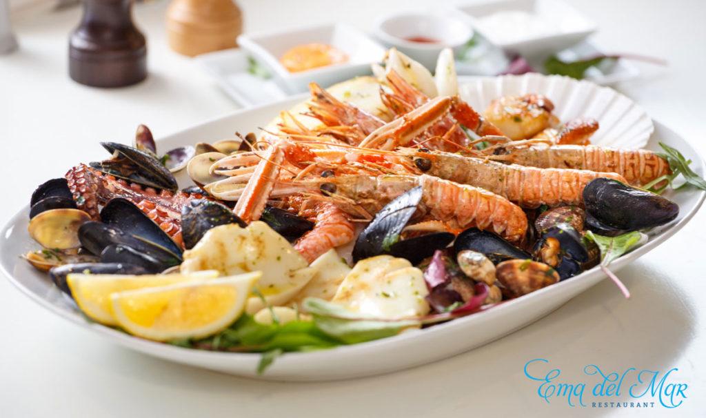 Ema del Mar Restaurant Mediteranean